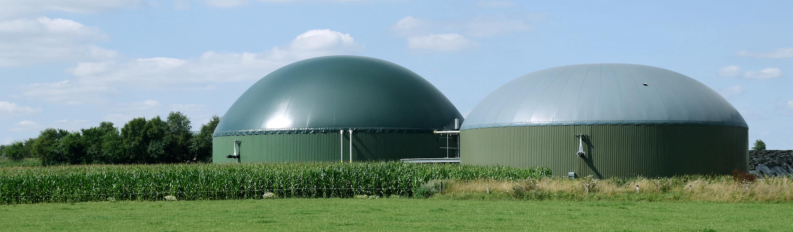 Biogas Masse zum Heizen